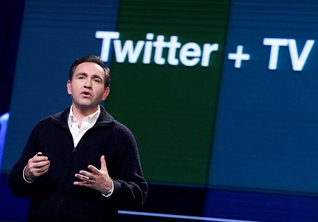 Twitter COO Ali Rowghani Tweets About His Resignation