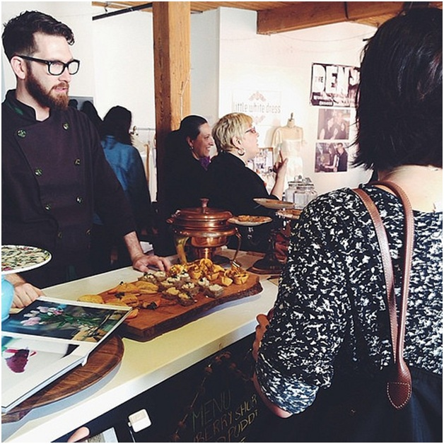 Capturing Your Share of the Local Wedding Catering Market