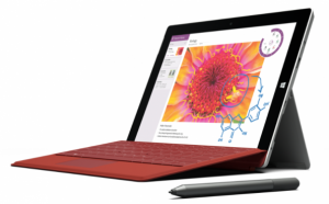 Microsoft Surface 3 all the features