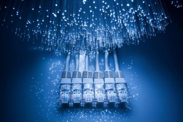 What are the advantages of fiber optics