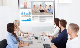Technological innovations for multinational meetings