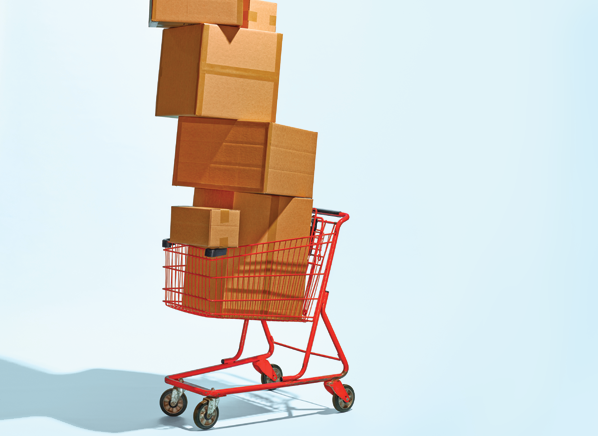More than half of consumers plan to spend more on have online stores