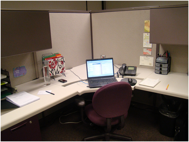 The Benefits of a Clean and Tidy Working Space