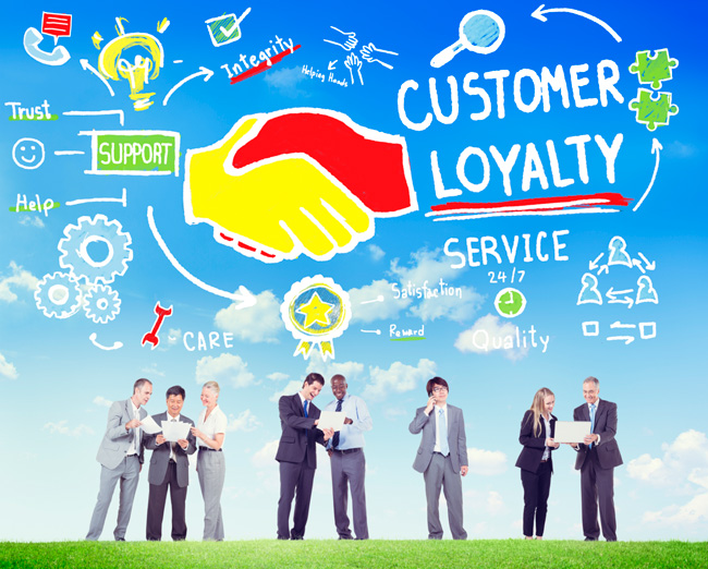 Loyalty programs influence consumer behavior