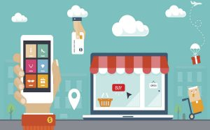 Mobile marketing and online marketing, similar but not the same