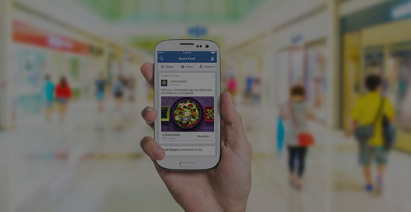 Mobile proximity marketing The close customer is the next customer