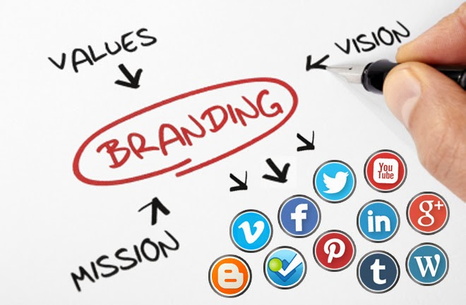 Are social media beginning to be saturated by brands