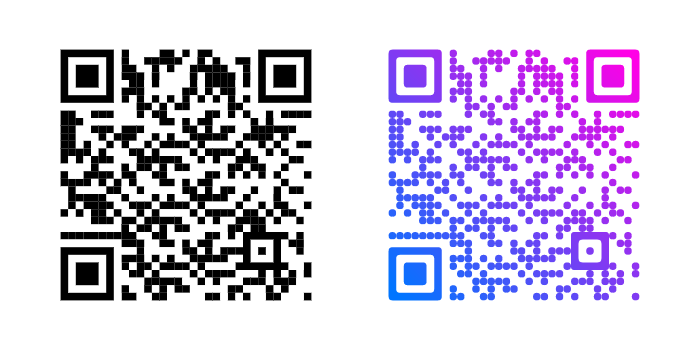 QR codes are no longer just a matter of young people